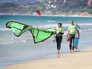 7 Day Group Kite Surf Lessons in Tarifa, Cadiz, Andalusia