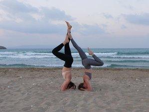 34 Days 300-Hour Yoga Teacher Training in Crete - Greece (Lykos, Chania)