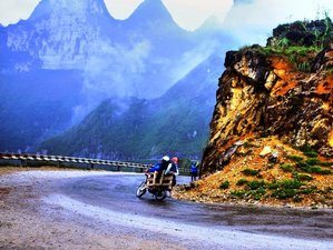 13 Days Incredible North Vietnam Motorbike Tour