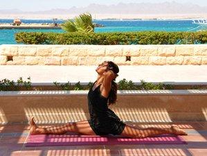 8 Days Luxury Yoga Retreat in Egypt