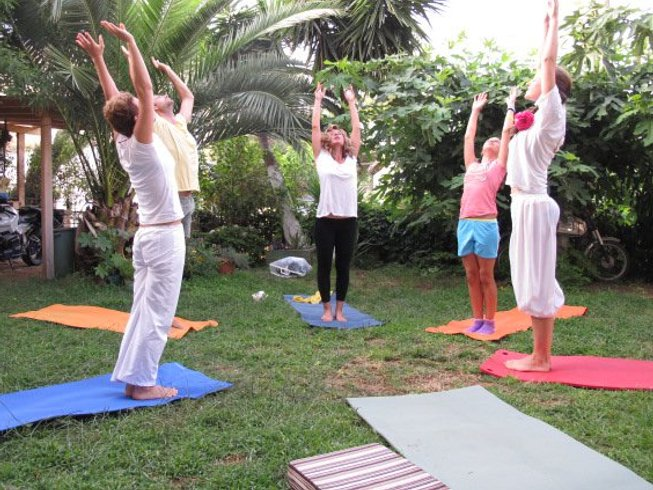 8 Days Macrobiotic Cooking and Yoga Retreat in Greece