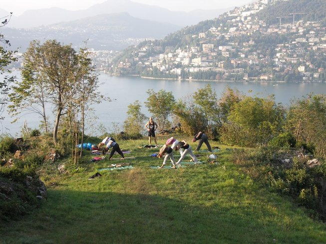 6 Days Hatha Yoga Retreat Switzerland