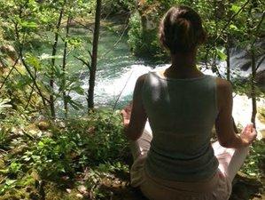 8 jours en stage de yoga en contact avec la nature en Provence, France