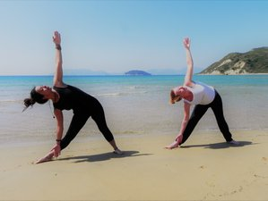 8 Day Late Summer Meditation and Zen Yoga Holiday in Zakynthos