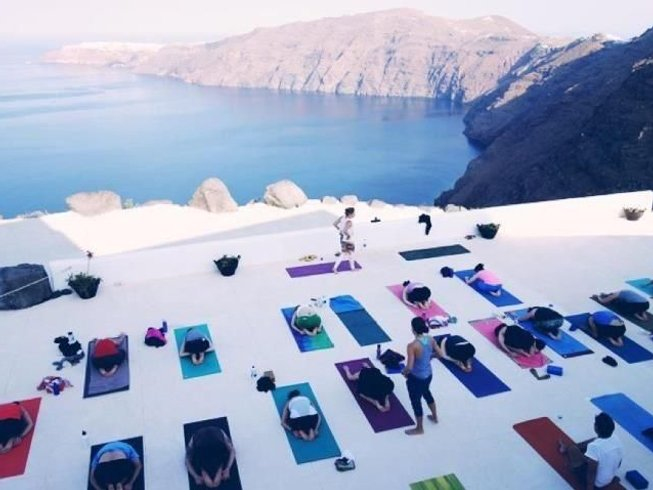 9 Days Relaxing Meditation and Yoga Retreat Greece