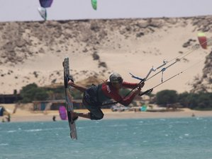8 Days Beginner Kitesurfing in Dakhla, Morocco
