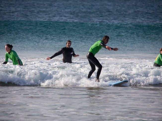 7 Days Exciting Surf Camp in Corralejo, Spain