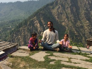 15 Day Meditation and Yoga Retreat in Rishikesh, Uttarakhand