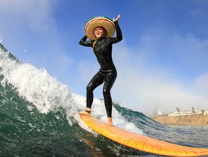 3 Days Ladies' Weekend Surf Camp in Northern Baja, Mexico