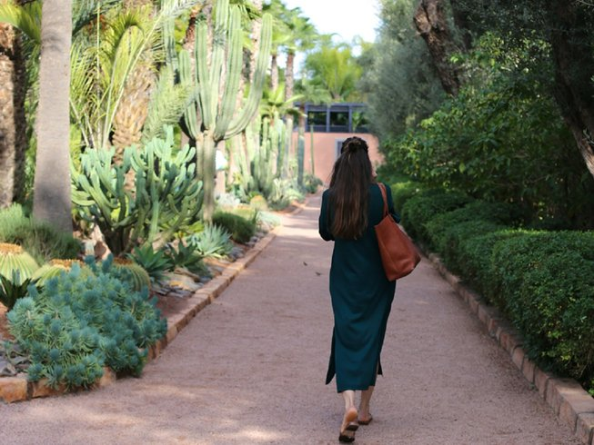 8 Days Green Yoga Retreat Morocco