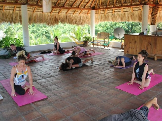 7 Days Healing your Inner Child Yoga Retreat in Mexico