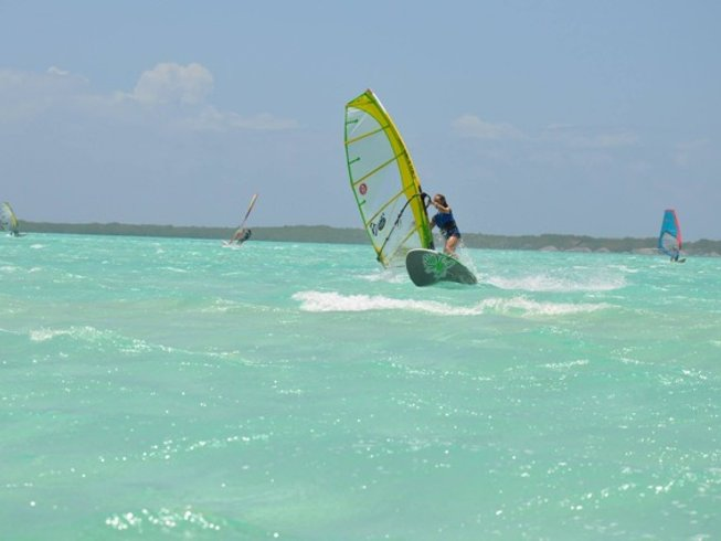 7 Days Windsurf and Yoga Retreat in Caribbean