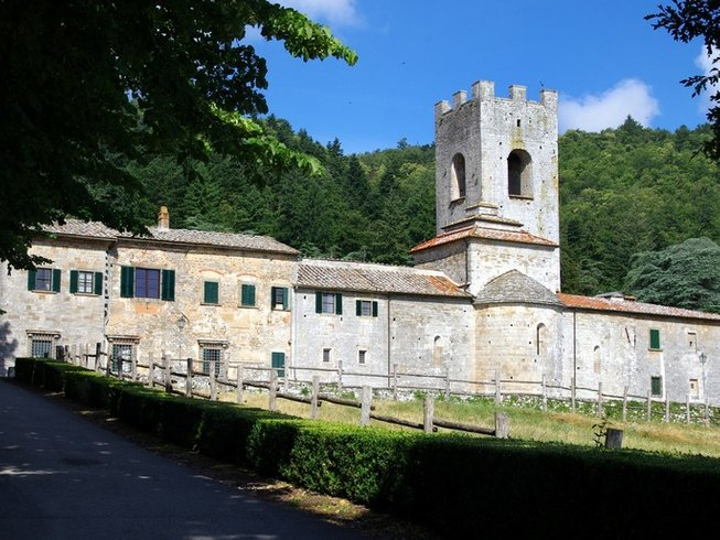 4 Days Tuscany Cooking, Food & Wine Weekend