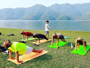 8 Day Relaxing Meditation and Yoga Retreat in Lake Phewa Area, Pokhara