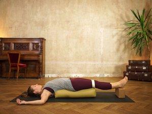 Online Self-Paced 35 Hours Restorative Yoga Teacher Training