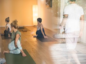 4 Weeks Authentic Yoga Immersion Training in Ribamar, Ericeira