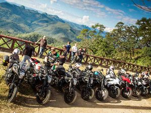 10 Days Best of the North Motorcycle Tour in Thailand