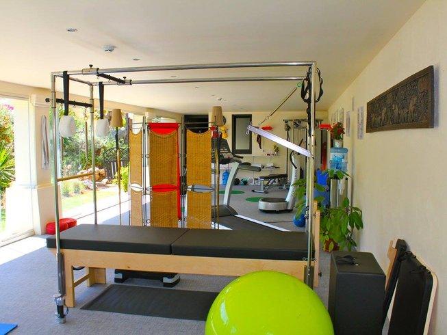 7 Tage Pilates und Málaga Yoga Urlaub Spanien