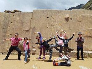 13 días retiro mágico de yoga en Perú
