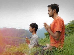 56 Days 500-Hour Yoga Teacher Training in Rishikesh, India