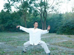 21 Days Group Meditation and Tai Chi Training in China