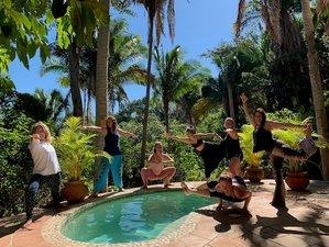 6 Day La Vida Yoga Retreat in San Pancho, Nayarit