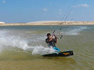 8 Days Beginner Kite Surf Camp in Ceara, Brazil