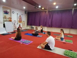 15 Days 200 Hour Yoga Teacher Training in Rishikesh, India