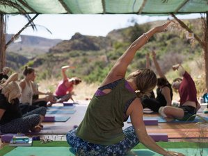 7 Days The Koshas of Your Being Vinyasa Yoga Retreat in Totana, Murcia