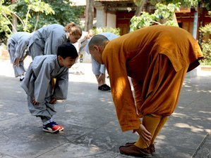 5 Day Authentic Shaolin Kung Fu Training with Monks in Kunming, Yunnan