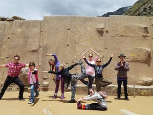 13 Days Sacred Valley sites, Meditation, and Yoga Retreat in Pisac, Peru