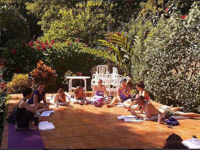 7 Days The Silent Warrior Yoga Retreat in Costa Rica