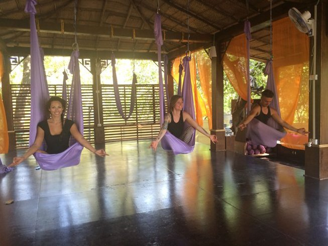 7 Days Affordable Pure Yoga Holiday in Goa, India