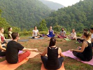 9 jours en retraite yoga et detox au Népal