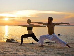 30 Tage 200-Stunden Hatha Yogalehrer Ausbildung auf Koh Phangan, Thailand