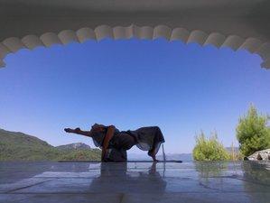 7 Days Intermediate Vinyasa & Yin Yoga Mountain Retreat Near Iztuzu Beach, Dalyan, Turkey