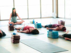 12 jours en stage de yoga, detox et méditation à Koh Pha Ngan, Thaïlande
