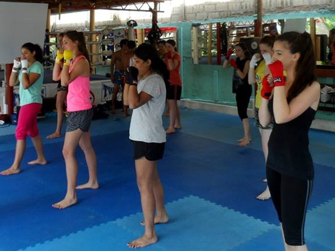 3 Weeks Martial Arts Training in Thailand