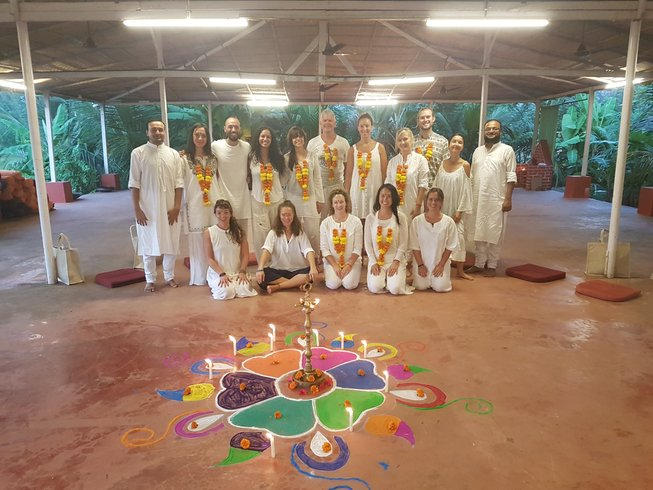 24 Days 200-Hour Multi-Style Yoga Teacher Training in Goa, India