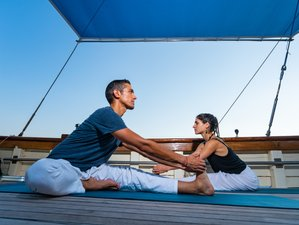 8 Day Yoga on Board: Sailing and Yoga Holiday on the Turkish Riviera