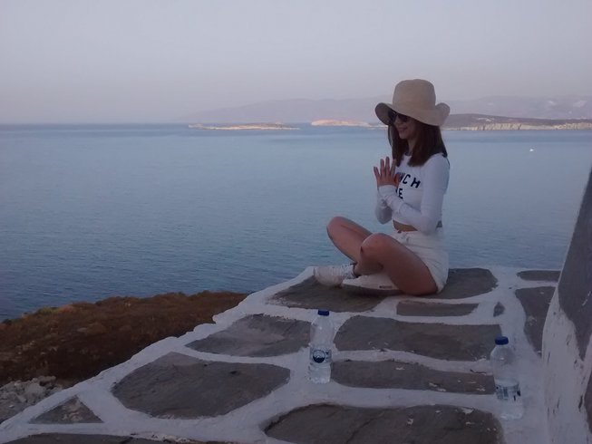 8 Days Yin Vinyasa Yoga Retreat in Greece