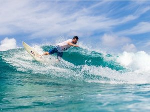 4 Days Surf Trip in Maldives