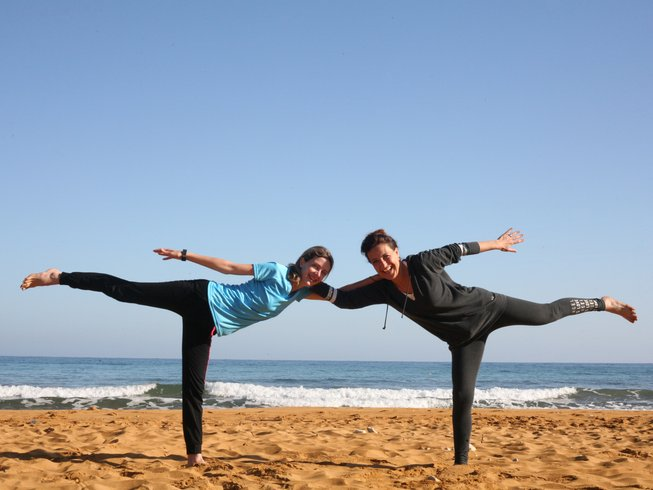 4 días retiro de yoga y fin de semana largo en Gozo
