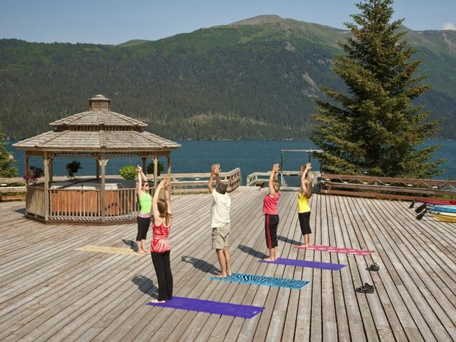 4 Days Seaside Adventure and Yoga Holiday in Alaska