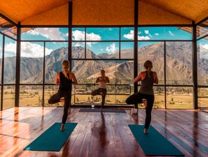 14 Days 200-Hour RYT Yoga Alliance USA for Tantra and Vinyasa Yoga Teacher Training in Cusco, Peru