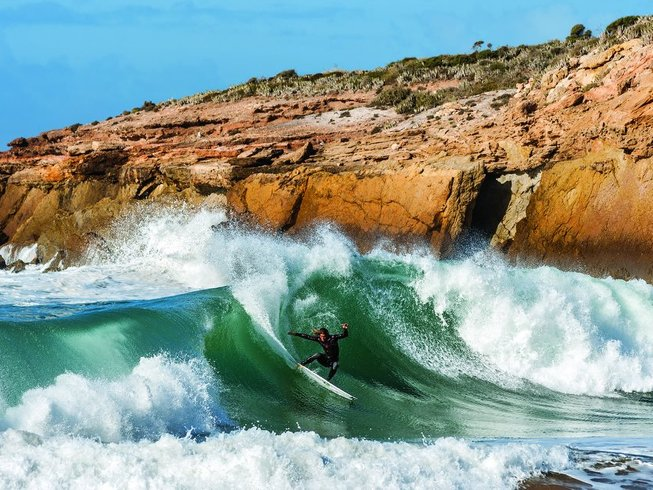 8 Days Advanced Surf Camp in Taghazout, Morocco