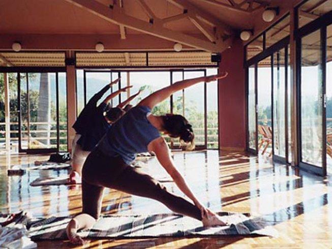 8 días retiro de yoga Kripalu y meditación en Costa Rica