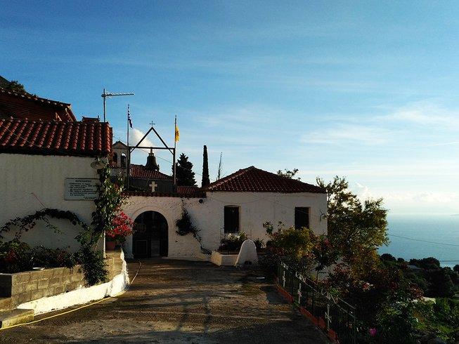 8 Tage Natur, Strand, Meditation und Yoga Urlaub in Palairos, Griechenland
