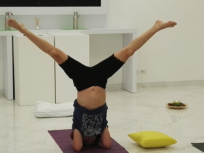 6 Days Eternal City Yoga Retreat in Rome, Italy