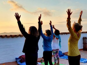 "6 Day ""An Oasis For Your Soul"" Yoga & Meditation Retreat near Barcelona"
